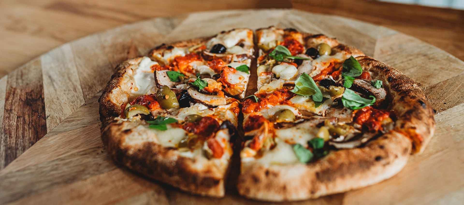 The Best Pizza Starts With Great Dough The Northern Dough Co