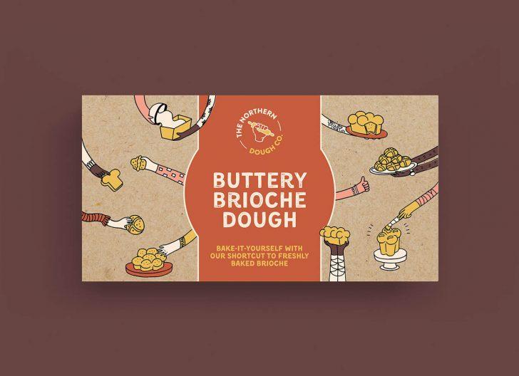 Buttery Brioche Dough