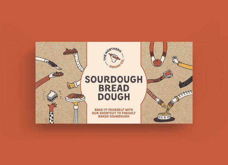 Sourdough Bread Dough